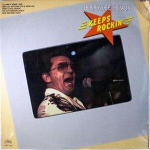 Jerry Lee Keeps Rockin' - Image: Jerry Lee Lewis Mercury LP Jerry Lee Keeps Rockin'