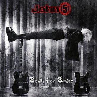 Songs for Sanity - Image: John 5Songsfor Sanity