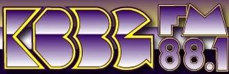 KBBG - Image: KBBGFM
