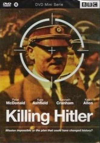 Killing Hitler - BBC DVD cover