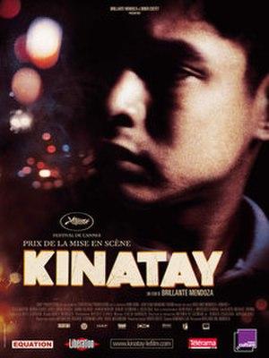 Kinatay - Film poster