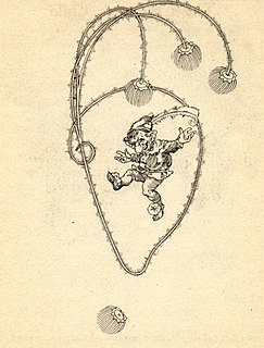Kobold sprite stemming from Germanic mythology