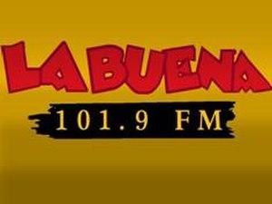 KLBN - Image: La Buena 101.9 logo