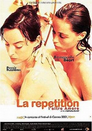Replay (2001 film) - Film poster