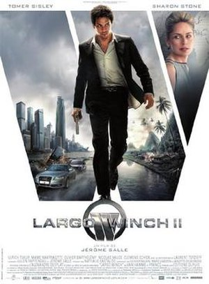 Largo Winch II - French promotional poster