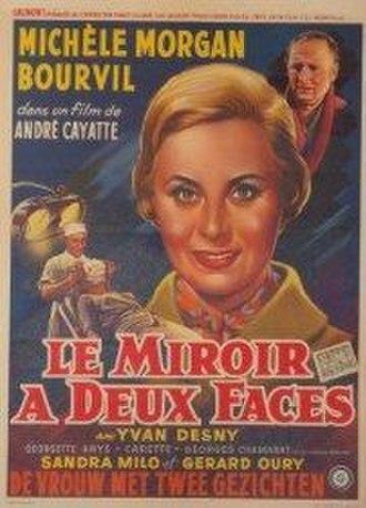 Le Miroir à deux faces - Image: Le Miroir a deux faces poster