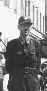 Leo Holzer Austrian-Czech firefighter and Holocaust survivor