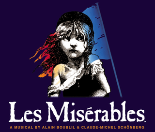 <i>Les Misérables</i> (musical) musical, premiered in French in 1980, in English in 1985