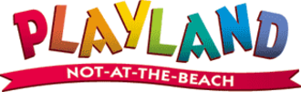 Playland-Not-At-The-Beach - Image: Logo Playland Not At The Beach