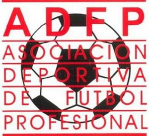 Professional Football Sports Association - Image: Logo for adfp