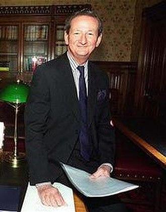 Terence Boston, Baron Boston of Faversham - Lord Boston of Faversham