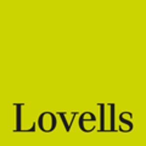 Hogan Lovells - The logo of Lovells prior to the Hogan Lovells merger