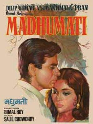 Madhumati - Film poster