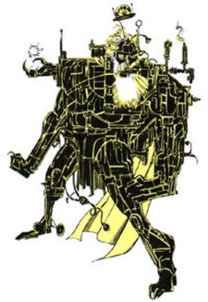 Magus (Technarchy) - Image: Magus (Technarchy)