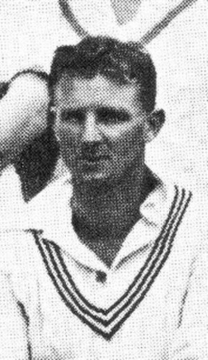Mal Matheson - Mal Matheson in 1931