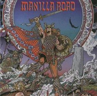 Mark of the Beast (album) - Image: Manilla road mark of the beast