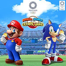 Mario Sonic At The Olympic Games Tokyo 2020 Wikipedia
