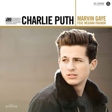 Charlie Puth featuring Meghan Trainor — Marvin Gaye (studio acapella)