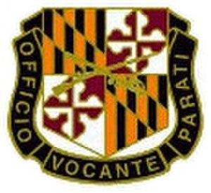 Maryland Defense Force - Image: Maryland Defense Force