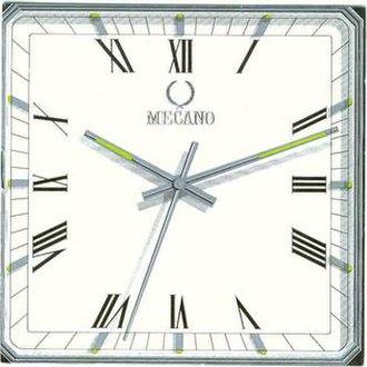 Mecano (album) - Image: Mecanomecano
