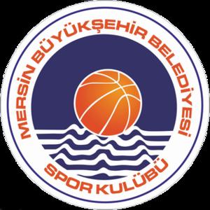 Mersin Büyükşehir Belediyesi S.K. - Image: Mersin BB logo