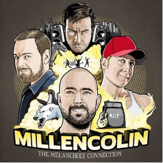 The Melancholy Connection - Image: Millencolin The Melancholy Connection cover