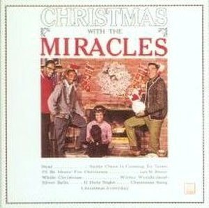 Christmas with The Miracles - Image: Miracles christmas with