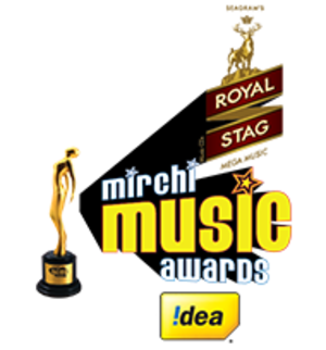Mirchi Music Awards - Image: Mirchi music awards logo
