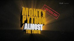 Monty Python: Almost the Truth (Lawyers Cut) - Wikipedia