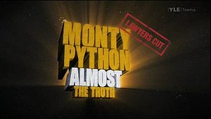 Monty Python: Almost the Truth (Lawyers Cut) - Title card