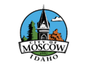 Official logo of Moscow, Idaho