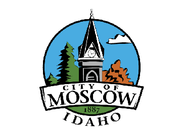 Official logo of Moscow, Idaho