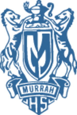 Murrah High School - Image: Murrah logo