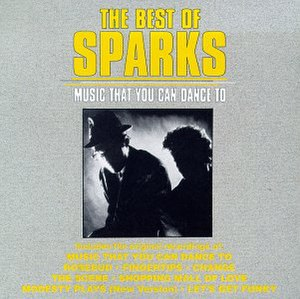 Music That You Can Dance To - Image: Music That You Can Dance To Sparks 2
