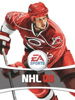 <i>NHL 08</i> 2007 video game