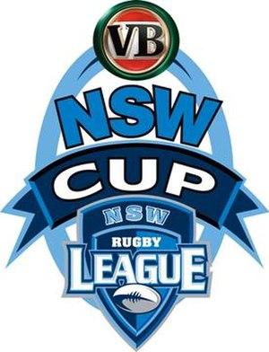 Intrust Super Premiership NSW - NSW Cup Logo until 2012