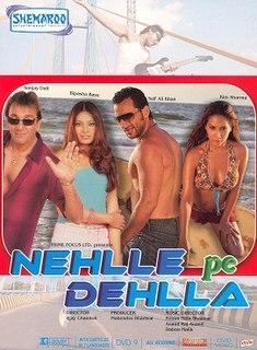<i>Nehlle Pe Dehlla</i> 2007 Indian film
