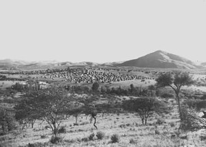 Hochland Park - Windhoek's Old Location in the 1950s