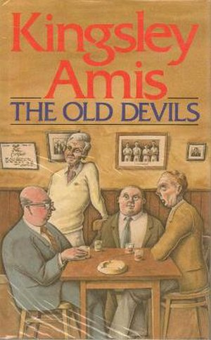 The Old Devils - First edition cover