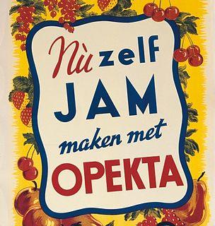 Opekta company
