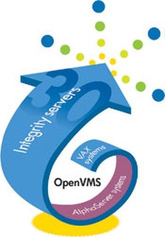 OpenVMS - Image: Open VMS logo Swoosh 30 lg