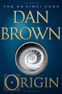 Book Cover Returns To Its Origins In >> Origin Brown Novel Wikipedia