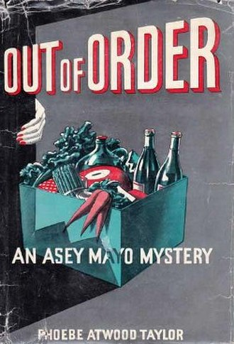 Out of Order (novel) - First edition