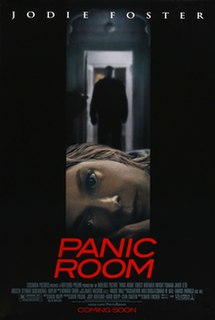 <i>Panic Room</i> 2002 American film by David Fincher