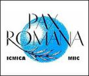 Pax Romana (organization) - Image: Pax Romana ICMICA MIIC logo