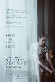 <i>Personal Shopper</i> 2016 film by Olivier Assayas