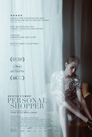 Personal Shopper - Theatrical release poster