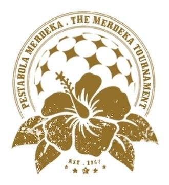 Pestabola Merdeka - Image: Pestabola Merdeka logo badge