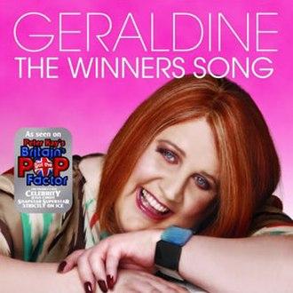 The Winner's Song - Image: Peterkaywinnerssong