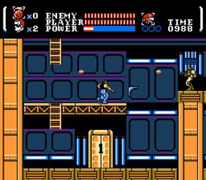 Power Blade - Area 1 of Power Blade.